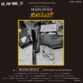 MASS-HOLE parede original soundtrack score CD