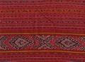 インドネシア・ティモールのアンティークイカット(綿絣)<9>