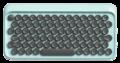 レトロ・タイプライター型キーボード「lofree(ローフリー)」