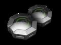 【購入代行】Virtuix Omni用追加オプション「トラッキングポッド」