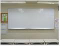 大型ホワイトボード W3600×H900(ホーロー暗線)