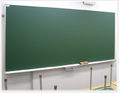 大型黒板 W3600×H900(ホーローグリーン無地)