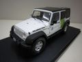2015 JEEP WRANGLER UNLIMITED U.S. Customs and Border Protection  1/43 グリーンライト 新品