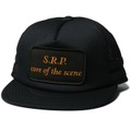 CLUCT EMBROIDERED TRUCKER CAP