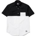 SILLY GOOD / S / S BI COLOR SHIRT