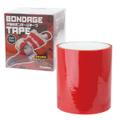究極のボンデージテープ 赤 ワイド10cm