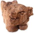 木彫り熊 くるみ かまわないでベアー(女の子)