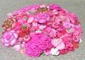 デコパーツ♪ピンク系パーツセット  30個 ♪【dpfb-9/4-01-p】