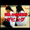 SD,miniSDカードダビング120分
