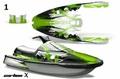 Yamaha,Wave Runner,III,3,650,90-96,グラフィック,デガール,