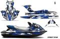 Kawasaki,STX-15F,2003-2018,ジェットスキー,グラフィック,デガール,