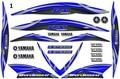 Yamaha,VX110,Waverunner,05-09,ジェットスキー,グラフィック,デガール,