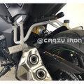 CRAZY IRON, Z1000 , 2014~ ,スタントケージ, リアステップ ,サブゲージ ,