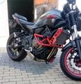 Yamaha MT-07 2013-2019 スタントケージ クラッシュバー エンジンガード