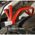 CBR600RR 2007-2012 スタントケージ リアステップ サブゲージ,