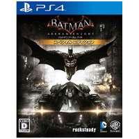 バットマン:アーカム・ナイト スペシャル・エディション【PS4ゲームソフト】