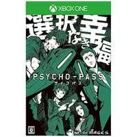 PSYCHO-PASS サイコパス 選択なき幸福 限定版【Xbox Oneゲームソフト】