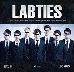 【CD+特典DVD】LABTIES(通常版)