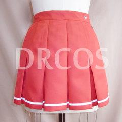 12ボックスプリーツスカート 【A3印刷済み発送】