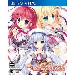 ALIA's CARNIVAL! サクラメント【PS Vitaゲームソフト】