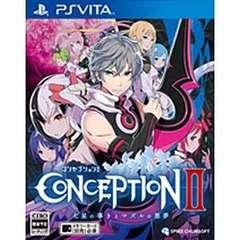 CONCEPTION II 七星の導きとマズルの悪夢【PS Vitaゲームソフト】