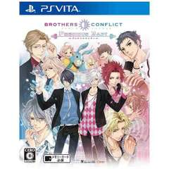 BROTHERS CONFLICT Precious Baby【PS Vitaゲームソフト】