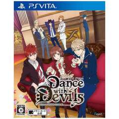 Dance with Devils 通常版【PS Vitaゲームソフト】