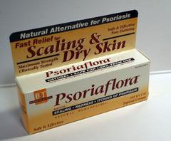 乾癬用クリーム・ソリアフローラ PsoriaFlora