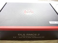 2wayセパレートスピーカー DLS RMC6.2