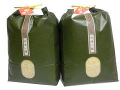 無農薬  イセヒカリ 10kg 玄米/白米(27年産)