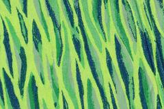 郷家啓子デザインの布 FlowFlow 緑 1m