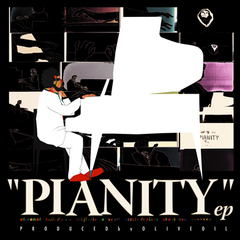 JD1201 OLIVE OIL/Pianity EP