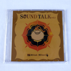 DJ Zeek x DJ Zorzi / Sound Talk vol.3 [MixCdr]