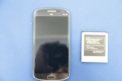 SAMSUNG SCL21(GALAXY S3 PROG)ブルー