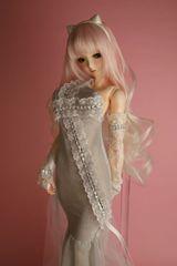 ラッピングドレス W