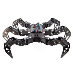 PhantomX AX Metal Hexapod Mark III Kit