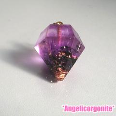 ミニジュエル型紫1