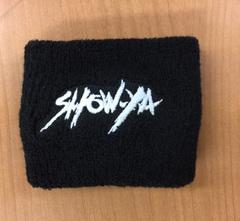 SHOW-YAリストバンド(白ロゴ)