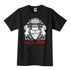 KING vs QUEEN Tシャツ [Day2]