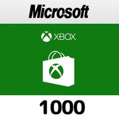 Xboxプリペイドカード(1000円)