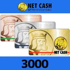 NETCASH(3000円)