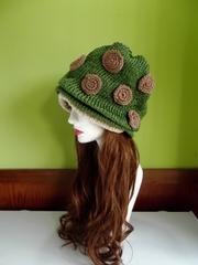 731 きのこ帽子