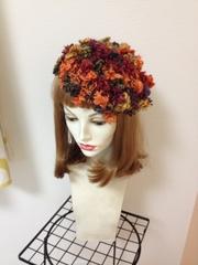 夢見る花ベレー:紅葉