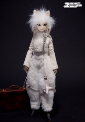 Extended Yeti Suit Kitty ver.