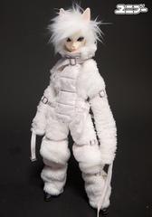Romantickle Yeti Suit