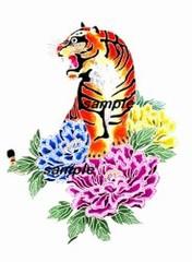 虎牡丹 M-size