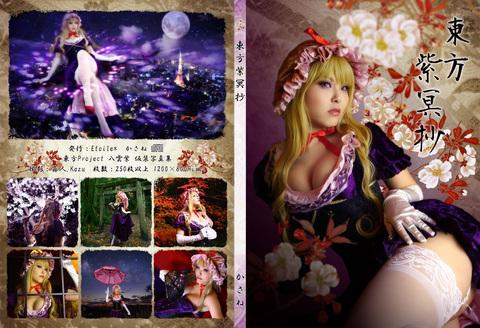 東方Project 「東方紫冥抄」