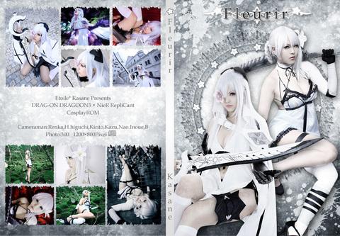 DOD3 × NieR「Fleurir」