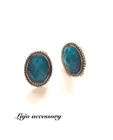 Turquoise drop P