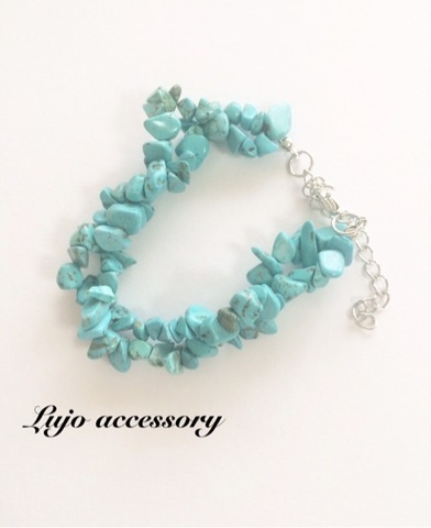 Turquoise rayer  Br.